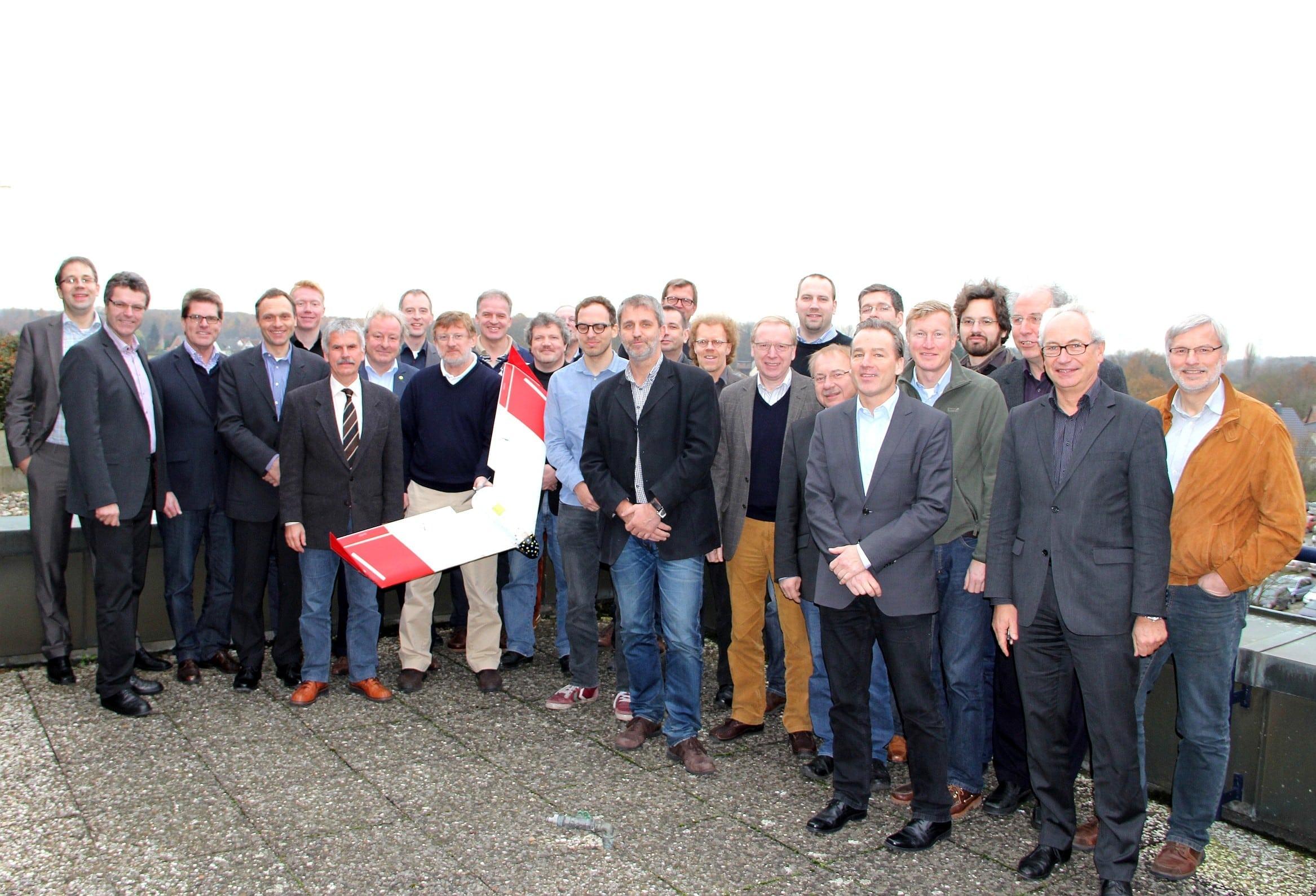 Geonetzwerk-Münsterland