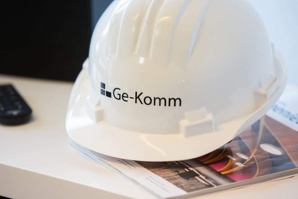 Ge-Komm GmbH Bauhelm