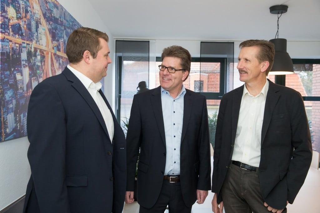 Ge-Komm GmbH I Geschäftsführung Bitjukov, Mende, Klasssen