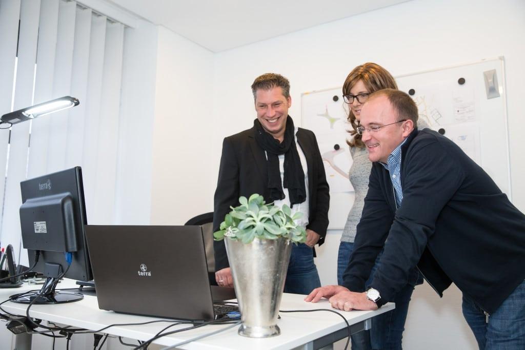 Ge-Komm GmbH I Tag des offenen Büros 2015 h
