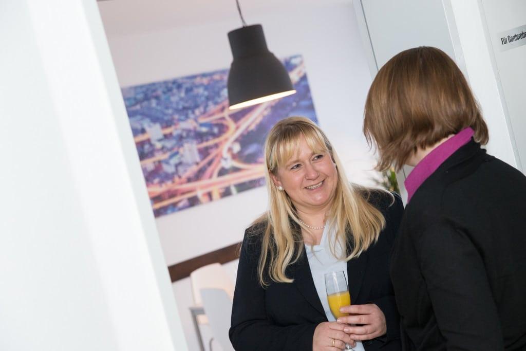 Ge-Komm GmbH I Silke Mende I Tag des offenen Büros 2015