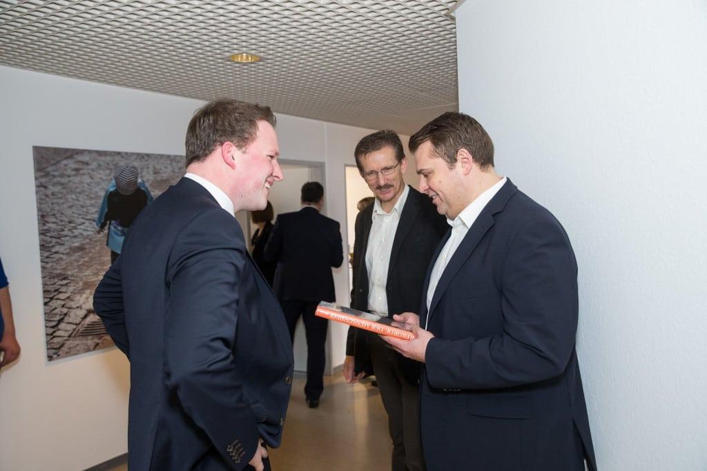 Ge-Komm GmbH I Tag des offenen Büros 2015 j