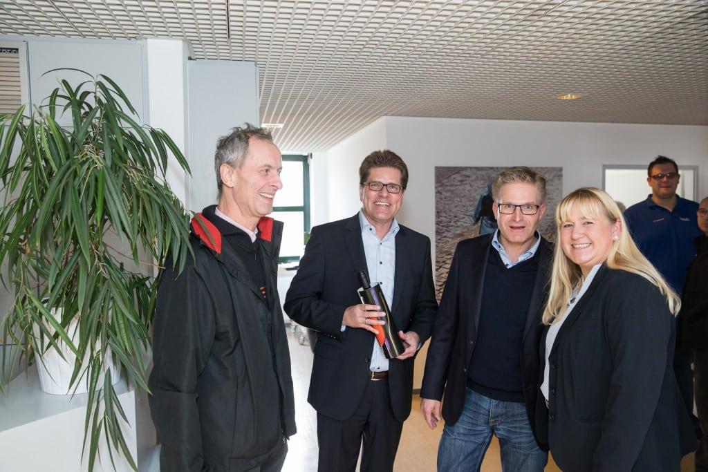 Ge-Komm GmbH I Tag des offenen Büros 2015 o