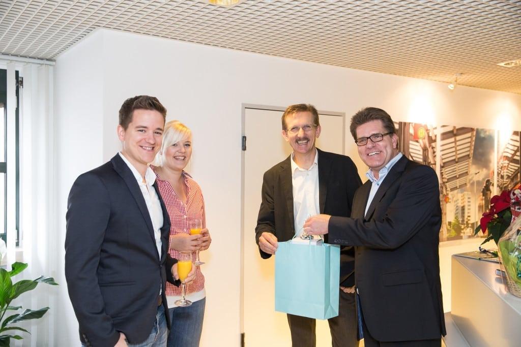 Ge-Komm GmbH I Tag des offenen Büros 2015 p