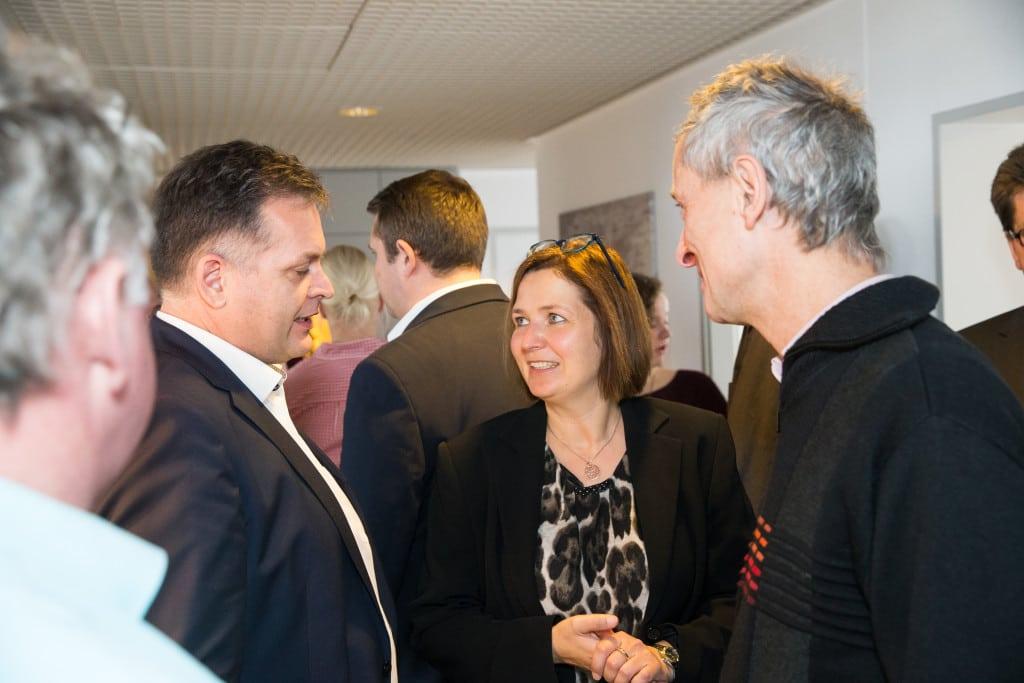 Ge-Komm GmbH I Tag des offenen Büros 2015 r