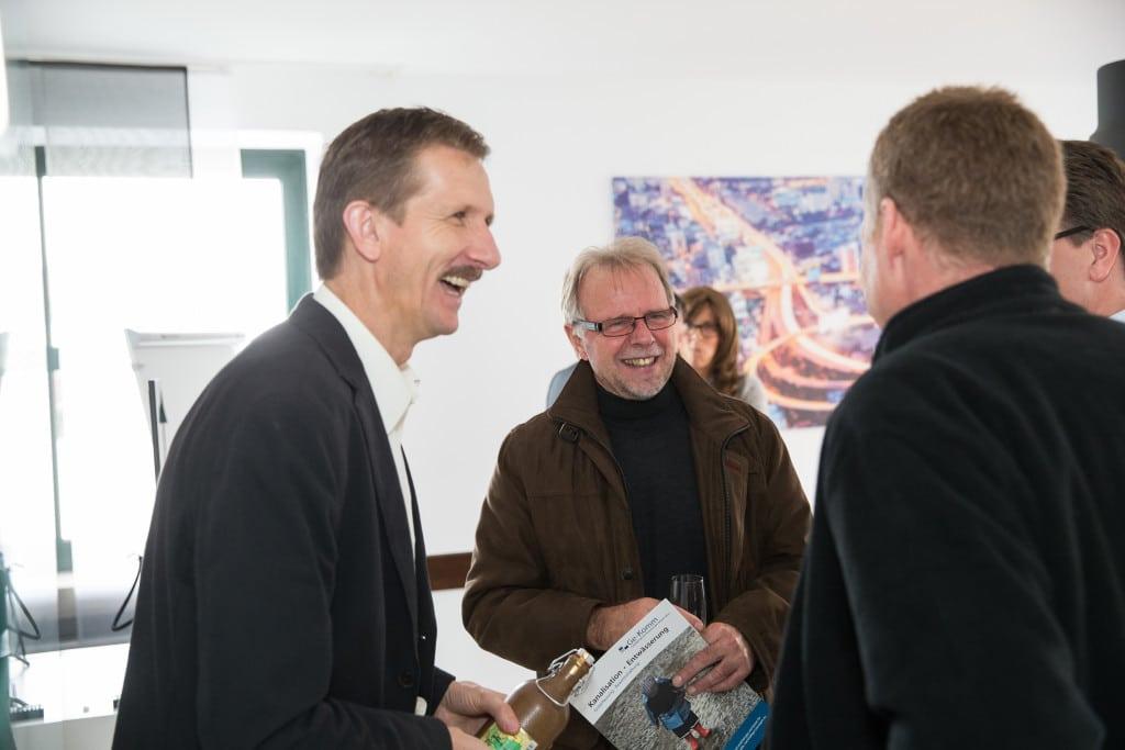 Ge-Komm GmbH I Tag des offenen Büros 2015 y