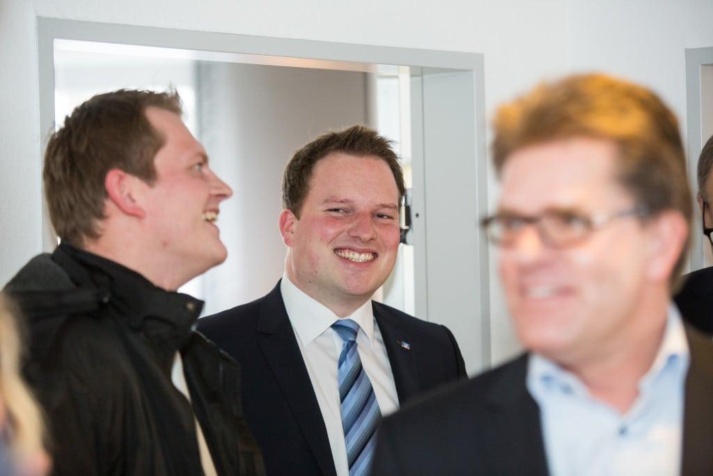Ge-Komm GmbH I Tag des offenen Büros 2015 za