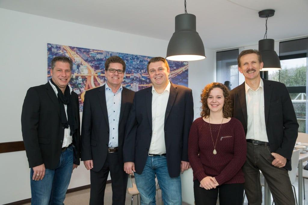 Ge-Komm GmbH I Team