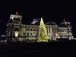 Frohe Weihnachten 2016 Ge-Komm GmbH -Bundestag 2016
